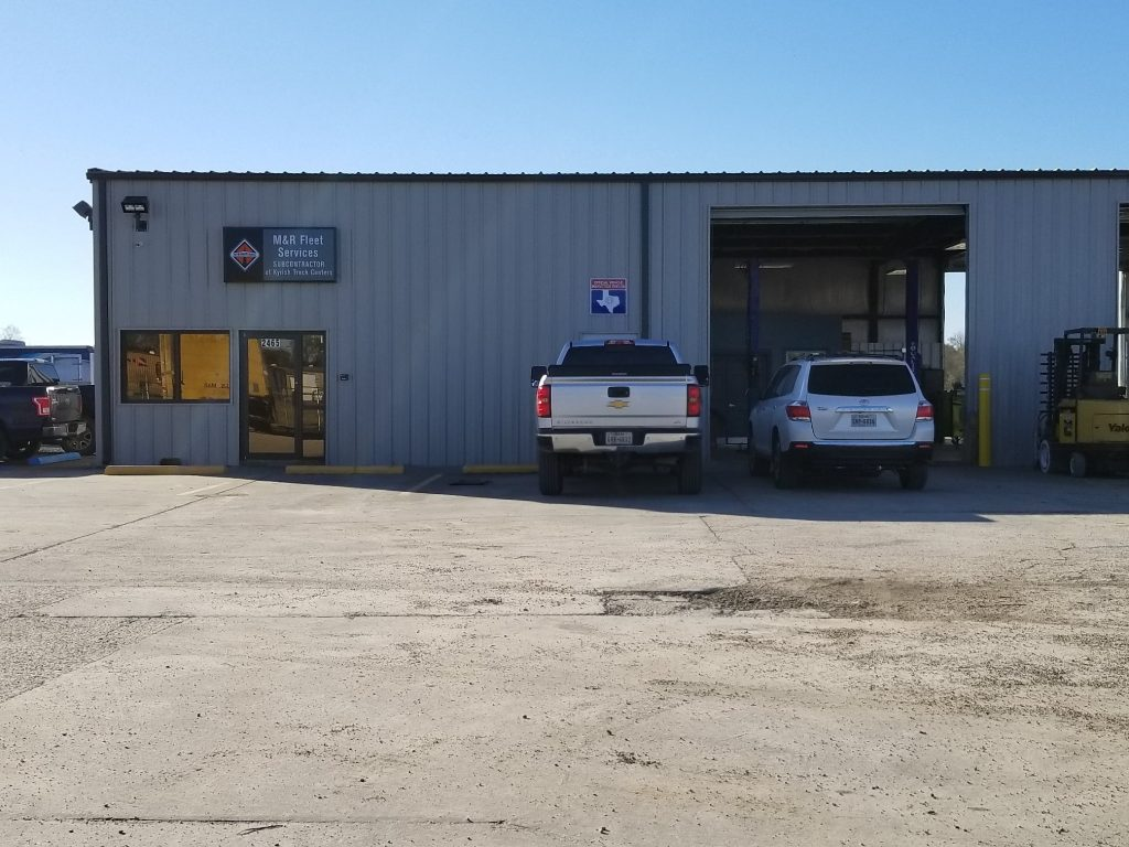 M & R Fleet Services, Inc 2465 W Cardinal Dr, Beaumont, TX 77705